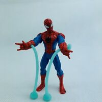 "Marvel Ultimate Spider-Man Duel Power Webs 4"" Action Figure 2012 Hasbro Toys"