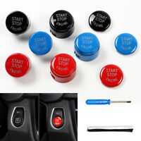 For BMW E/F Chassis 1-7 Series E90 F20 F32 G30 Engine Start Stop Switch Button