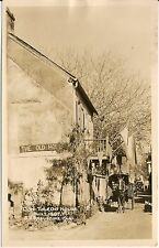 Don Toledo House Built in 1587 St. Augustine FL RP Postcard