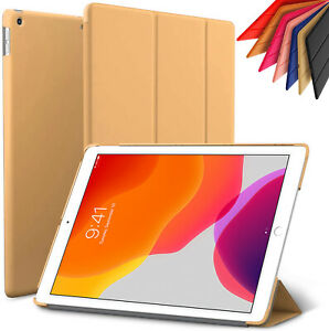 """Case For Apple iPad 9.7"""" 2nd 3rd 4th Generation Leather Magnetic Smart Cover"""
