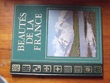$$ Livre Beautes de la France  Rhone-Alpes  mont Blanc  Vanoise et Oisans