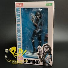 MARVEL Comics DOMINO Vinyl BISHOUJO Statue Female Figure KOTOBUKIYA Deadpool!