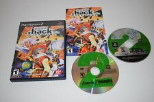 .hack//Mutation Sony Playstation 2 PS2 Video Game Complete