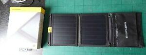 Powertraveller PTL-FLS007 Falcon 7 Foldable Solar Panel 7W Charger