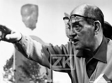 LUIS BUNUEL Réalisateur Tournage BELLE DE JOUR Deneuve Kessel Photo 1966