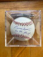 Kevin Mitchell Signed Auto Official MLB Baseball w/inscription Tristar COA