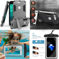 Military Grade Slim Armor Protective Case Waterproof Phone pouch F Google Pixel