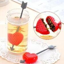 Home Plastic Coffee Tea Spoon Tea Filter Tools