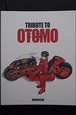 JAPAN Katsuhiro Otomo: Tribute To Otomo (Art Book)