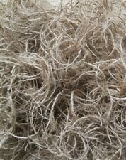 95g JUTE NATURAL NESTING MATERIAL/FIBER IDEAL FOR CANARIES FINCHES EXOTIC BIRDS