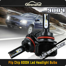 2x 9004 LED Headlight High Low Beam for Nissan Frontier Sentra Maxima 6000K Bulb