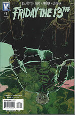 Friday The 13th  #3  April 2007  Regular Cover  DC / Wildstorm