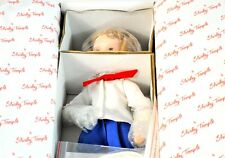 "Vintage Danbury Mint Shirley Temple Doll ""Captain January"""