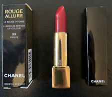 New Chanel Rouge Allure Luminous Intense Lip Color 99 Pirate Full Size Lipstick