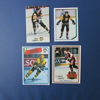 MARIO LEMIEUX (12 diff) odd cards Pittsburgh Penguins O-Pee-Chee Topps 1986/1990