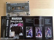 MARDUK - Those of The Unlight MC RARE 1'ST POLISH PRESS 1994