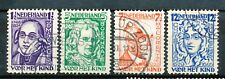 Nederland  220 - 223 gebruikt (2)