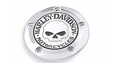 Coperchio Anticipo Timer Cover Orig. Harley Davidson 32975-04A FLHR FLH FLHT FXD