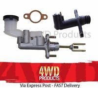 Clutch Master & Slave Cylinder SET - Holden Rodeo RA 3.0TDi 4JH1TC (03-06)