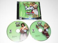 The Sims 2 University PC Game Expansion Pack 2006 Complete