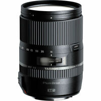 Tamron 16-300mm f/3.5-6.3 Di II VC PZD Lens for CANON Digital SLR Cameras NEW!