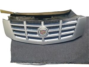 2007 2010 2011 2012 2013 2014 Cadillac Escalade Front Grille 20824253 OEM Damage
