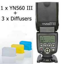 YONGNUO YN560 III YN-560 III Wrieless Speedlite Trigger Flash for Canon Nikon