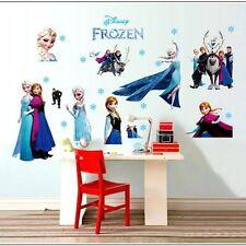 Disney Princess congelados extra grandes etiquetas de pared calcomanía nursery/kids/girls / Habitación