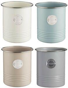 Typhoon Living Stainless Steel Utensil Storage Pot Holder