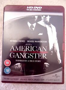 23916 HD DVD - American Gangster [NEW / SEALED]  2001  825 420 5