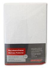 Matratzenschoner Inkontinez Wasserdicht Matratzenauflage Baumwolle Molton