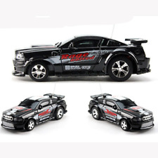 Hot Random Coke Can Mini Speed RC Radio Remote Control Micro Racing Car Toy Gift