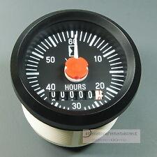 VDO horas contador m. minutos puntero horas de funcionamiento contador hourmeter 12v