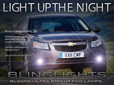 2008-2014 Chevy Cruze Halogen Foglamps Drivinglights Kit Chevrolet Sedan Wagon