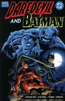 DAREDEVIL AND BATMAN EYE FOR AND EYE NM, Prestige Format, Marvel Comics 1997