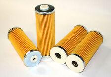 4 Filters for Orion/JVP Dry Vacuum Pumps KRX-6, KRS-6, JVP-6, CBX-40, CBS-40