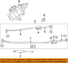 Ram CHRYSLER OEM 14-17 3500 Steering-Drag Link 68111304AA