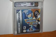 Mega Man & Bass (Gameboy Advance) NEW SEALED MINT GOLD VGA 90+, SUPER RARE!