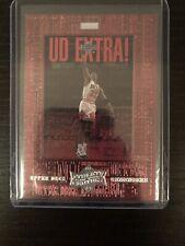 1999 99 UPPER DECK ATHLETE OF THE CENTURY UD REMEMBERS Michael Jordan #UD10