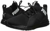 Men's Shoes PUMA ENZO SPORT Train Mesh Athletic Sneakers 192593-02 BLACK