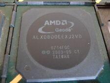 ALXD800EEXJ2VD   AMD Geode LX Processor  481-Terminal BGU