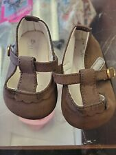 PAIR OF LEE MIDDLETON DOLL SHOES