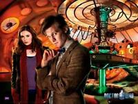 Doctor Who : Tardis and Amy - Mini Poster 50cm x 40cm new and sealed