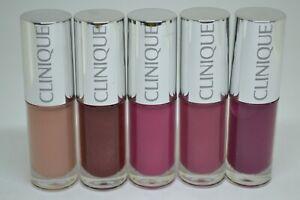Clinique Pop Splash Lip Gloss + Hydration BNIB 0.14fl.oz/4.3ml~choose your shade