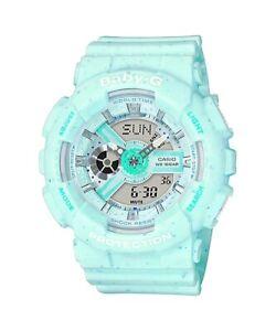 NEW Casio G-Shock Baby-G BA110PI-2A Womens Watch