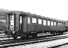 CPM - Wagon - Car Ric B5101 - 5120 - 72 Seats Seats 2nd # Class