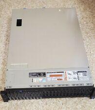 Dell Poweredge R730xd Server 24 Bay Sff 2x E5-2603 V3 128Gb, 6x300Gb and 4x1.8Tb