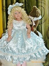 LINDA RICK  DOLL'''''BEAR KISSES''''