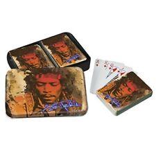 Jimi Hendrix Official Playing Card Decks Set
