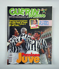 GUERIN SPORTIVO 1996- n. 17 - PASSIONE JUVE